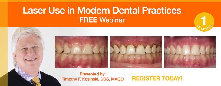 Laser Use in Modern Dental Practices