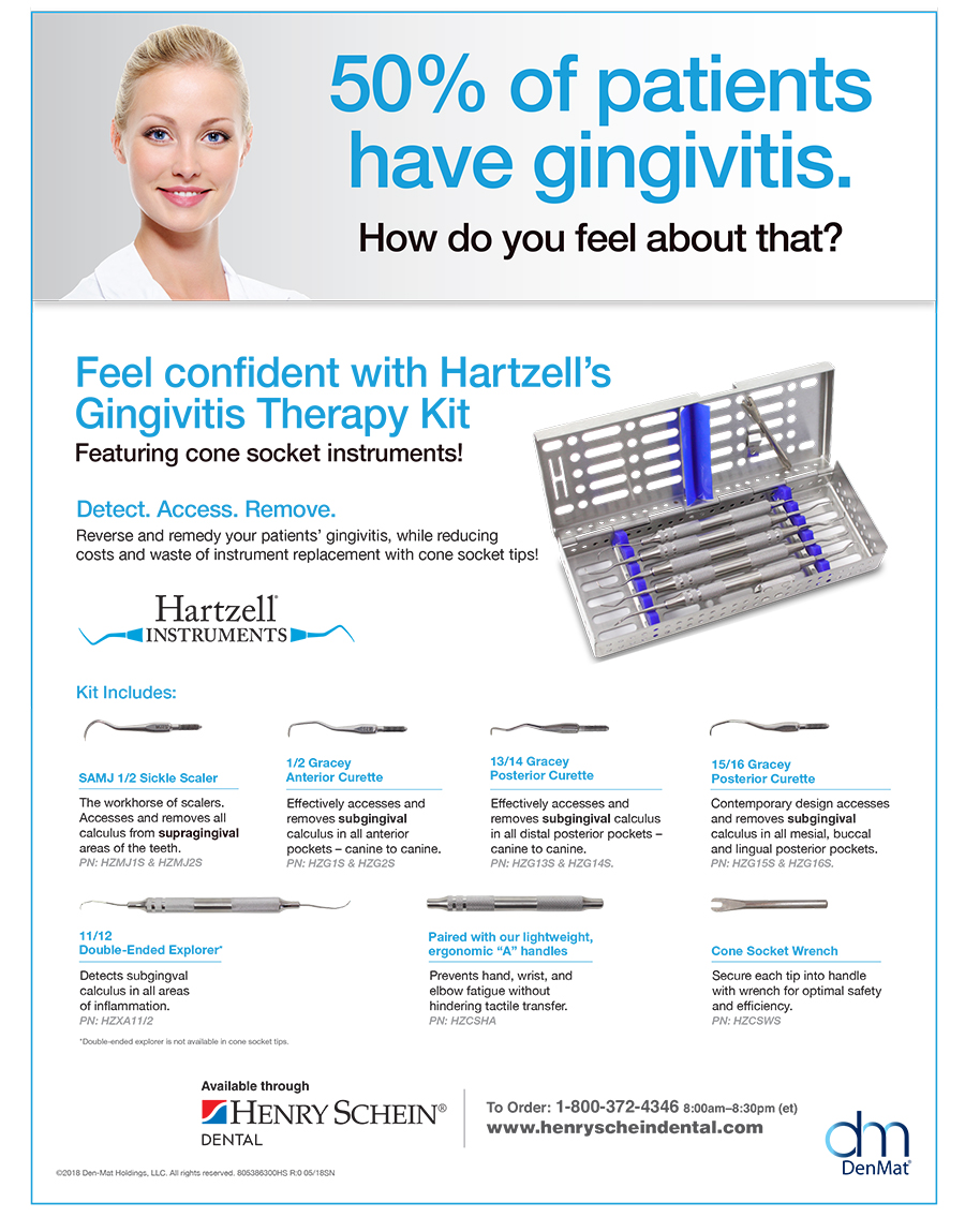 Hartzell Gingivitis Therapy Kit