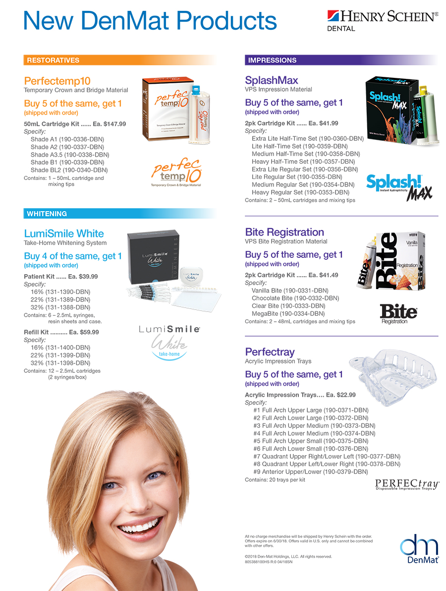 Benco Product Promotions