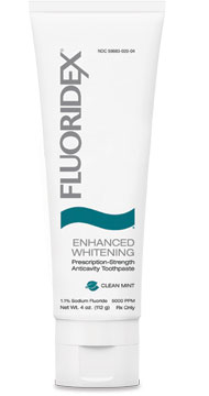 Enhanced Whitening Toothpaste